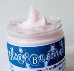 Lotion Body Butter Pink Watermelon 4 oz jar by FairyBubbles, $8.75