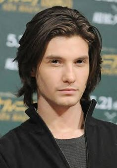 Ben Barnes - He's got two movies coming out, The Big Wedding and The Words.
