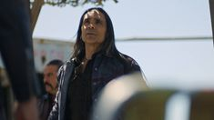 Home > Television > Queen Of The South - Zahn McClarnon Central