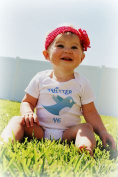 TWITTER ME Baby Bodysuits #twitter #twitterinfographics