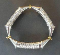 'Bracelet # 17' Mary Lee Hu