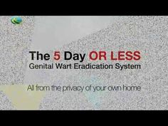 how to get rid of genital warts for good