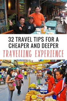 Our list of 32 travel tips will help you save money and help you to experience a deeper and more enriching travel experience around the world.