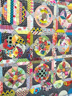 Jen Kingwell's Patterns and use of fabrics seriously makes me swoon. She has civil war, contemporary, modern, and traditional fabrics in all of these quilts!
