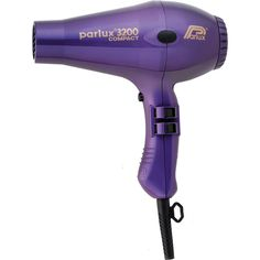 Buy Parlux 3200 Compact Hair Dryer - Purple here at The Hut. We've got top products at great prices including fashion, homeware and lifestyle products. Free delivery available