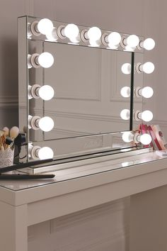 How To Make A Vanity Mirror With Lights Magnificent 17 Diy Vanity Mirror Ideas To Make Your Room More Beautiful