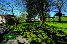 Orientalna altana w ogrodzie, #dwór #manor #Tomaszowice #Poland #TravelPoland #Krakow #Malopolska / www.dwor.pl