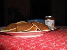My life: pancake/ frittella/ clătită fara grasime!