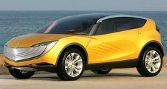 #Mazda Hakaze Concept. #ConceptCar. ★Pinned by http://FlanaganMotors.com.