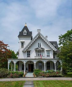 Pretty Room, Historical Architecture, Mansions, House Styles, Building, House Built, Barber, Architects, Wednesday