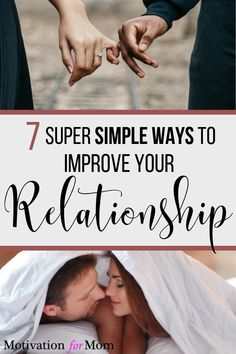 7 ways to improve your marriage, relight the spark in your relationship, and make your spouse happy again. This marriage advice will have you and your husband back in the honeymoon phase! Achieve your marriage goals fast and easy. Marriage Goals, Happy Marriage, Marriage Advice, Quotes Marriage, Marriage Help, Toxic Relationships, Healthy Relationships, Love You Husband, Healthy Marriage