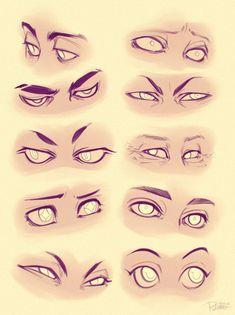 Eyes by GoldenTar Disney Eyes, Draw Disney, Disney Art, Realistic Eye Drawing, Drawing Eyes, Drawing Sketches, Anatomy Drawing, Mouth Drawing, Face Anatomy