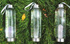 glaccebottles- crystal elixir water bottles
