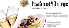 Pizza Gourmet & Champagne Albert Le Comte
