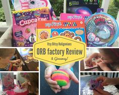 ORB factory Toy Review (Giveaway Closed) —