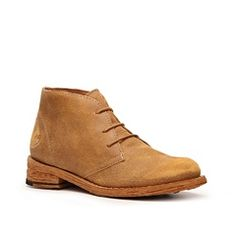 Felmini Leather Desert Bootie