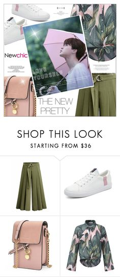 """""""NewChic Collection I/2"""" by amethyst0818 ❤ liked on Polyvore featuring StyleNanda"""