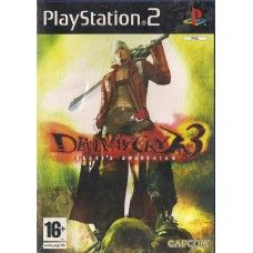 Devil May Cry 3: Dante's Awakening for Sony Playstation 2/PS2 from Capcom (SLES 53038)