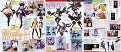 Image result for BUSOU SHINKI BATTLE MASTERS characters