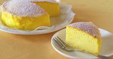 Easy Three-Ingredient Japanese Cotton Cheesecake Recipe (VIDEO, PHOTOS, RECIPE) Recipe Desserts with eggs, white chocolate, cream cheese Souffle Cheesecake Recipe, Cheesecake Torta, Chocolate Cheesecake, Chocolate Cake, Food Cakes, Cupcake Cakes, Mini Cakes, 3 Ingredient Cheesecake, Japanese Cheesecake Recipes