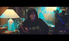"Image taken from Bobby's ""HOLUP"" MV"