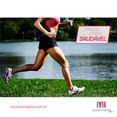 Semana de treinos passou correndo! É porque quando a gente faz o que ama, o tempo voa <3 www.mamalatina.com.br  #mamalatina #lookfitness #moda #fitness #casual #weekend