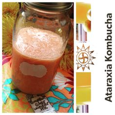 Trying new methods for flavoring my #Kombucha! Pre-mixed fresh grapefruit juice, ginger, and homemade lavender syrup!  #grapefruit #ginger #lavender #kombuchaqueen #kombuchaaddict #kombuchaarmy #madewithlove #ataraxiakombucha https://www.tumblr.com/blog/ataraxiakombucha