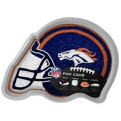 Denver Broncos Cake/Jell-O Pan