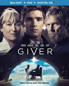 Adaptation of Haunting Children's Novel Arrives on DVD    http://starmands-sarasotanews.com/adaptation-of-haunting-childrens-novel-arrives-on-dvd/ The Giver DVD Review by Kam Williams Adaptation of Haunting Children's Novel Arrives on DVD   Despite being born in the same year and enjoying overlapping enduring careers, Oscar-winners Meryl Streep (for Kramer vs. Kramer, Sophie's Choice and The Iron Lady) and Jeff Bridges (for Crazy Heart) never made a movie together prior