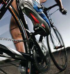 Efficient pedalling
