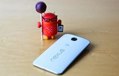 Google Nexus 6 (by Motorola) - first looks.