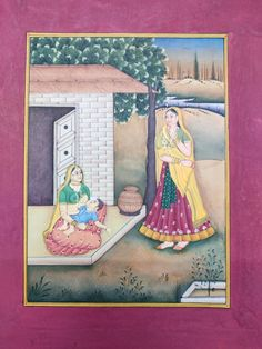 whatsapp & contact no.+91 7014735748 Miniture Things, Handicraft, Frame, Handmade, Painting, Home Decor, Craft, Homemade Home Decor, Arts And Crafts