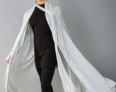 womens sweaters – Gardening Tips Men's Kimono Cardigan, Mens Long Cardigan, Cardigan Outfits, Cardigan Fashion, Kimono Fashion, Longline Cardigan, Black Cardigan, Everyday Outfits, New Outfits