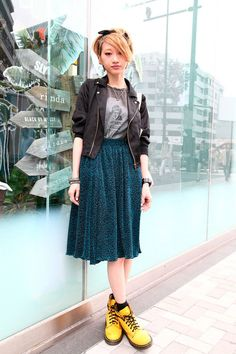 Image result for japanese flowy style