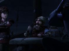 """Haha Hiccup's face """"If one more word comes out of your mouth..."""""""