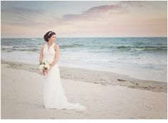 ocean isle beach wedding pictures Ocean isle beach bridal Beach bridal picture