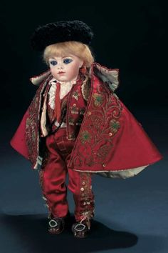 O'Fancy - What a Jubilee!: 50 Extremely Rare and Splendid French Bisque Bebe by Bru Jne,Rare Size 0