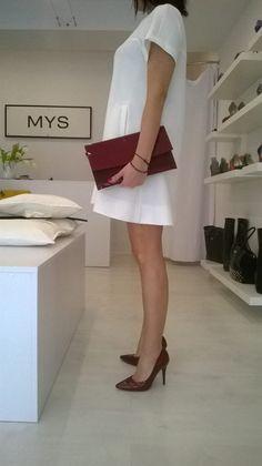 buty #mys_wspolna sukienka #basic_station