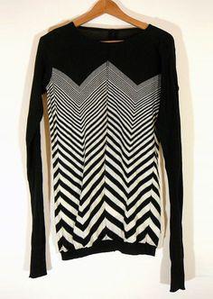geometric jumper (sz xs) • rick owens€169