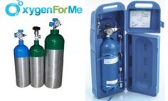 OxygenForMe brings the best oxygen treatment unit including #Portable_Oxygen_Tank to allow you travel safely while fulfilling your oxygen supply needs.