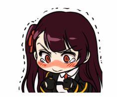 Cool Anime Girl, Role Player, Boy Gif, Military Girl, Girls Frontline, Tsundere, Girls Characters, Kawaii Cute, Rwby