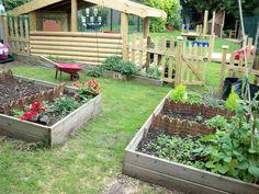 Landscaping Inspirations For Kids Garden