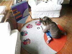 Muakbabi carpet and organizer