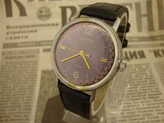 Soviet watch, Vostok watch, mens watch, mechanical watch, ussr watch, vintage watch, russian watch, vintage mens watch, watch, antique watch