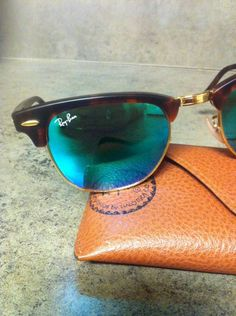 Ray Ban Clubmaster Flash