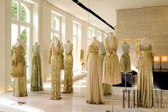 Elie Saab;s Showroom in Paris