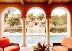 9 Drop-Dead-Gorgeous Pool Houses via @mydomaine