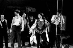 """Parfums d'Est""  by Cie Rasposo. #Gipsy circus. VIE Scena Contemporanea #Festival 2006"