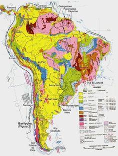 Las 13 Mejores Imágenes De Historia Evolutiva De Sudamerica
