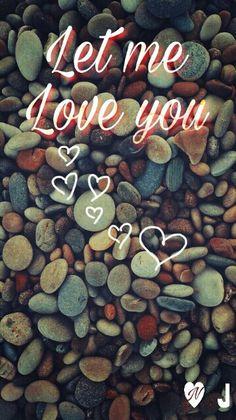 Let me love you justin bieber :)